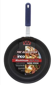 Winco Aluminum Non Stick Excalibur Fry Pan - 10 in.
