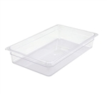 Winco Poly Fully Size Pan - 4 in.