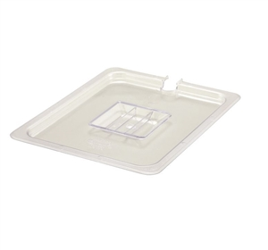 Winco 0.5 Poly Slotted Pan Cover