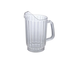 Winco Polycarbonate Water Pitcher - 60 Oz.