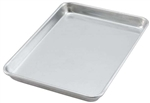 Winco Aluminum Sheet Pan Quarter Size - 9.5 in. x 13 in.