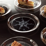 Emi Yoshi Caterers Collection Dinner Plate Clear - 6 in.