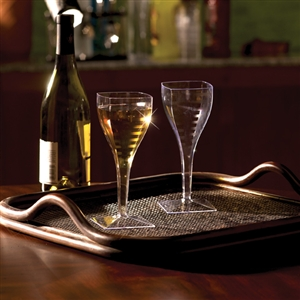 Emi Yoshi Square Wine Glass One Piece - 8 Oz.