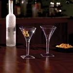 Emi Yoshi Square Martini Glass One Piece - 8 Oz.