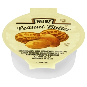 Heinz Peanut Butter Portion Pack - 0.75 Oz.