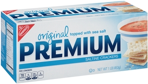 Kraft Nabisco Premium Saltine Cracker - 16 Oz.