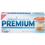Kraft Nabisco Premium Saltine Cracker - 8 Oz.