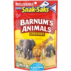 Barnum Animal Cracker Cookie - 8 Oz.