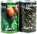 Chili Bean and Vegetable Tomato Sauce Kit - 49 Oz.