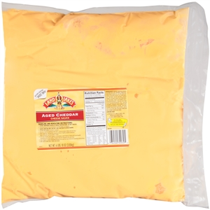 Land O Lakes Trans Fat Free Aged Cheddar Cheese Sauce - 106 Oz.