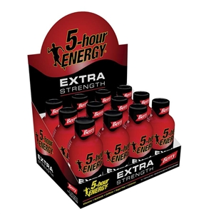 Living Essentials 5 Hour Energy Extra Strength 2 oz. Drink
