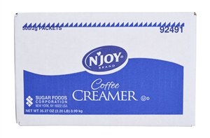 Sugar Foods N Joy Non Dairy Creamer Packets