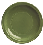 Syracuse Cantina Sage Carved Plate - 7.25 in.