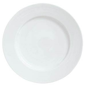 Syracuse Reflections Plate White - 6.63 in.