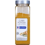 McCormick No Msg 16 oz. Curry Powder