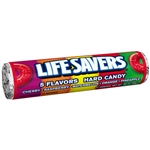 Wrigleys Life Savers Five Flavor Hard Candy