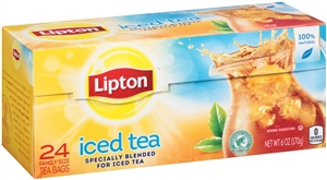 Tea Lipton Family Size Bags - 6 Oz.