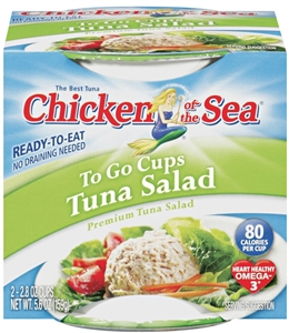Tuna Salad Cups - 5.6 Oz.