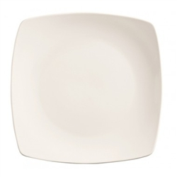 Porcelana Square Plate - 10.25 in.