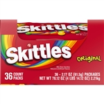 Wrigleys Original Skittles Bite Size Candy