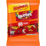 Skittles Starburst Original Fun Size Stand Up Bag - 31.9 oz.