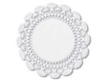 Hoffmaster Cambridge Lace Doily - 4 in.