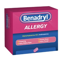 Benadryl Allergy Ultratabs Tablet