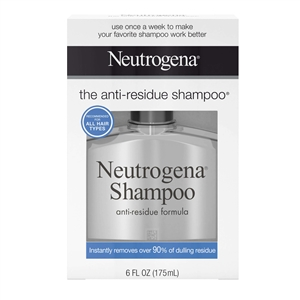 Neutrogena Antiresidue Shampoo - 6 Fl. Oz.