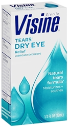 Visine Personal Care Eye Drops - 0.5 Fl. Oz.