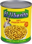 Goya Elhombre Vegetable Pigeon Peas Jack In The Box - 29 Oz.