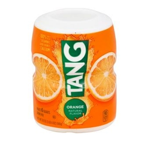 Tang Orange Beverage - 1.25 Pound