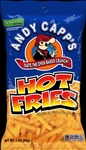 Conagra Hot Fries Unpriced Andy Capp 3 Oz.