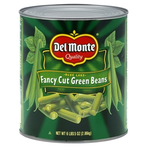 Fancy Cut Green Bean - 101 oz.
