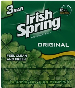 Irish Spring Original Personal - 3.2 Oz.
