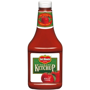 Ketchup Tomato Pet - 24 oz.