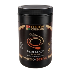 Custom Culinary Demi Glace Sauce Mix - 38 Oz.