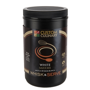 Custom Culinary Sauce Mix White - 38 Oz.