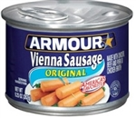 Pinnacle Armour Star Vienna Sausage - 9.25 Oz.