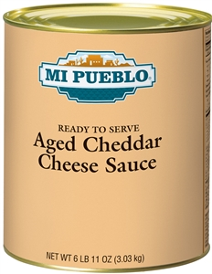 Bay Valley Mi Pueblo Aged Cheddar Cheese Sauce
