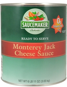 Bay Valley Saucemaker Monterey Jack Cheese Sauce