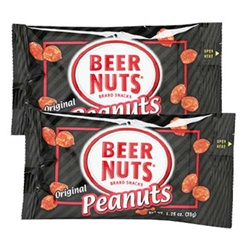 Beer Nuts Original Peanuts 1.25 oz.