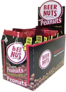 Beer Nuts 3 oz. Original Peanuts