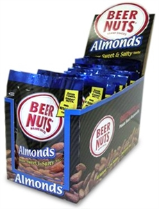 Beer Nuts 2 oz. Almond