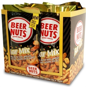 Beer Nuts 3.25 oz. Bar Mix