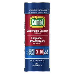Procter and Gamble Comet Deodorizing Powder Cleanser 21 Oz.
