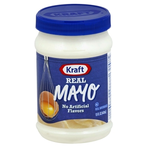 Kraft Nabisco Real Mayonnaise - 15 Oz.