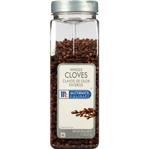 McCormick Whole Cloves Seasoning 11 oz.