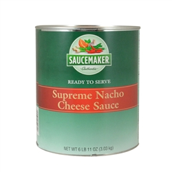 Nacho Supreme Cheese Sauce