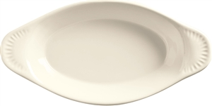 Welsh Rarebit White Oval - 8 Oz.