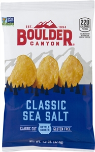 Totally Natural Canyon Potato Chips - 1.5 Oz.